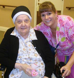 Catherine Kasper Home is a non-profit care facility with a holistic approach