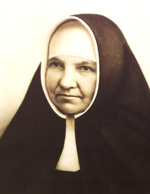 Blessed Catherine Kasper, Foundress of the Poor Handmaids of Jesus Christ
